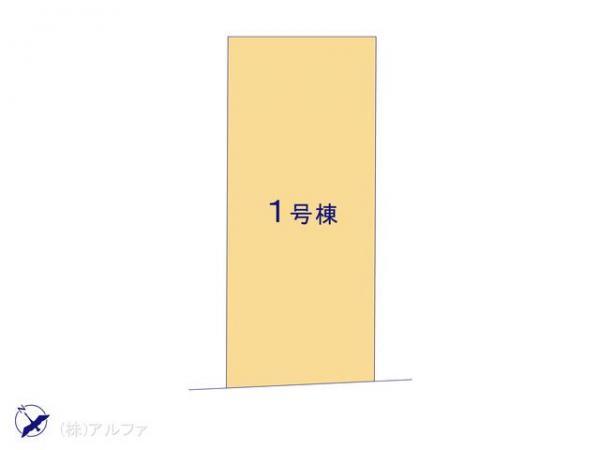 新築戸建 東京都板橋区西台3丁目8-2 東武東上線東武練馬駅 4980万円