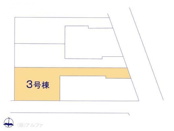新築戸建 東京都杉並区井草1丁目24-7 西武新宿線下井草駅 6780万円