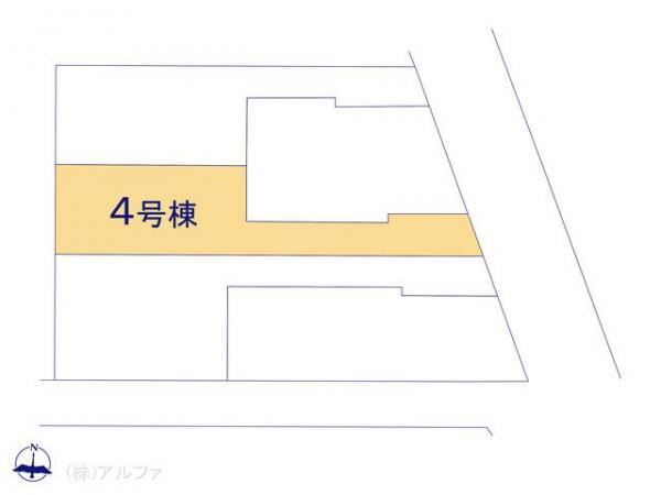 新築戸建 東京都杉並区井草1丁目24-7 西武新宿線下井草駅 6380万円