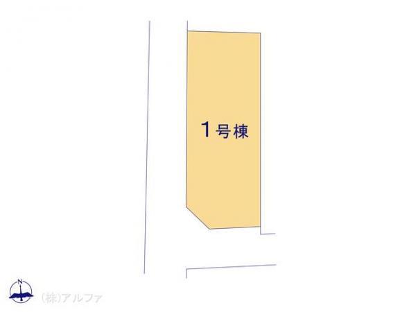 新築戸建 東京都中野区新井2丁目40-6 西武新宿線沼袋駅 6780万円