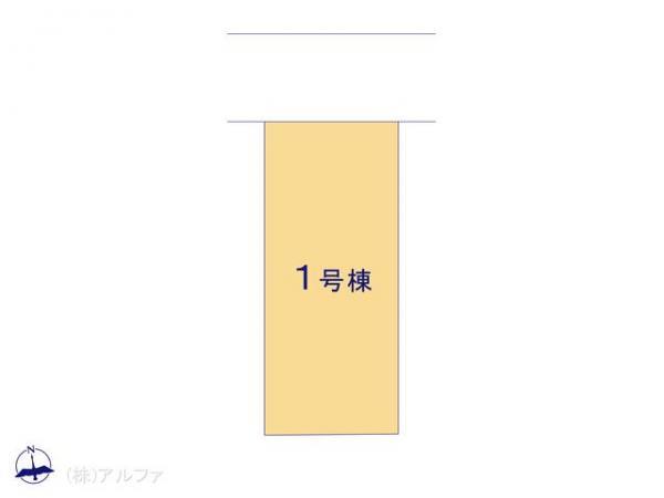 新築戸建 東京都練馬区関町北3丁目50-18 西武新宿線東伏見駅 5380万円