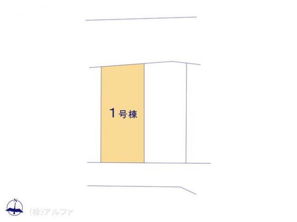 新築戸建 東京都杉並区下高井戸3丁目681-2 京王井の頭線西永福駅 7998万円