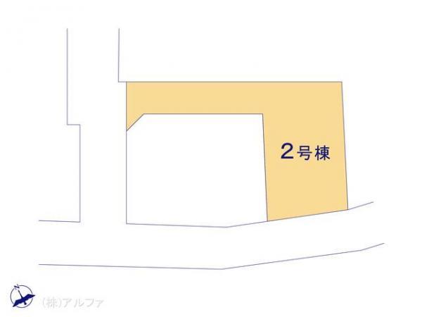 新築戸建 東京都中野区若宮2丁目44 西武新宿線鷺ノ宮駅 6250万円