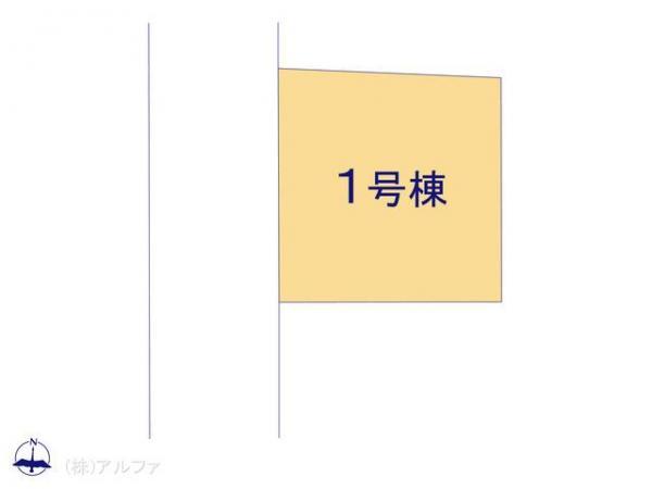 新築戸建 東京都杉並区上井草2丁目29 西武新宿線井荻駅 6690万円
