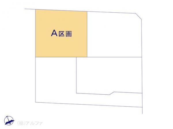 土地 東京都杉並区松庵3丁目100-45 JR中央線西荻窪駅 6180万円