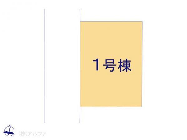 新築戸建 東京都練馬区田柄3丁目28-21 都営大江戸線光が丘駅 4980万円