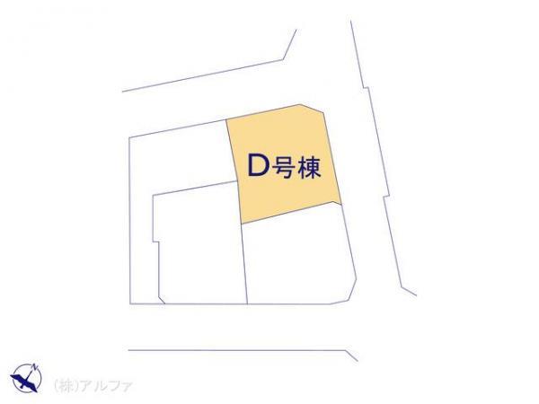 新築戸建 東京都杉並区成田東5丁目21-12 丸の内線南阿佐ヶ谷駅 7320万円