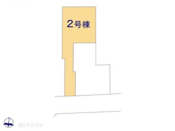 新築戸建 東京都練馬区南田中4丁目29-5 西武池袋線石神井公園駅 4980万円