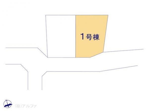 新築戸建 東京都練馬区南大泉2丁目6-1 西武鉄道新宿線東伏見駅 4830万円
