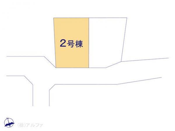 新築戸建 東京都練馬区南大泉2丁目6-1 西武新宿線東伏見駅 5180万円