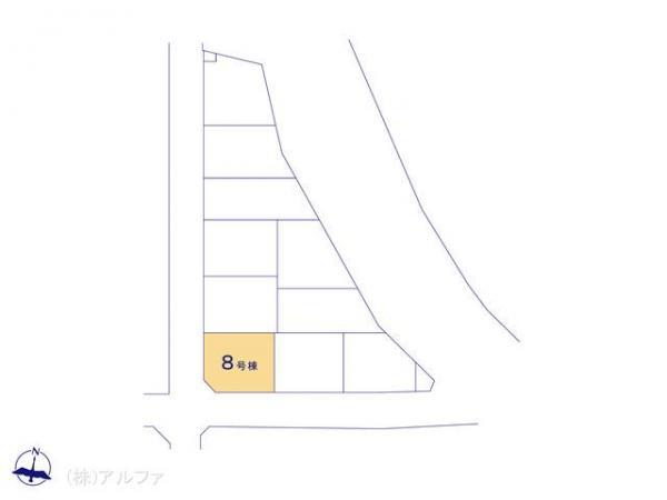 新築戸建 東京都練馬区大泉学園町7丁目587-4 西武池袋線大泉学園駅 4690万円