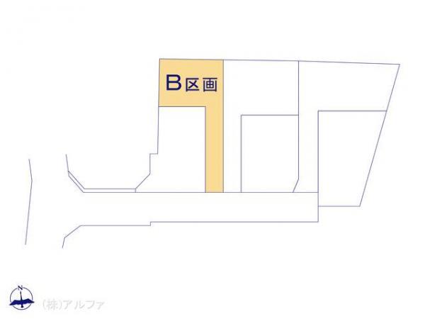 土地 東京都板橋区東新町2丁目5-2 東武東上線ときわ台駅 4240万円