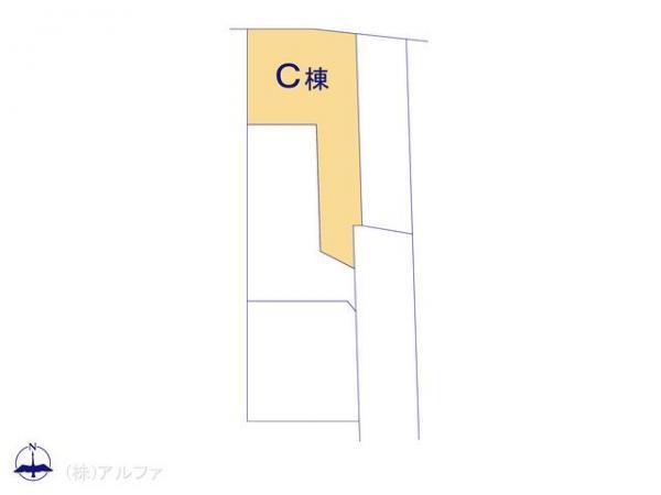 新築戸建 東京都中野区本町4丁目48-3 丸の内線新中野駅 6980万円