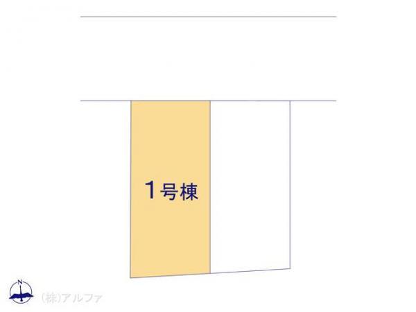 新築戸建 東京都板橋区徳丸6丁目7-16 東武東上線東武練馬駅 5080万円