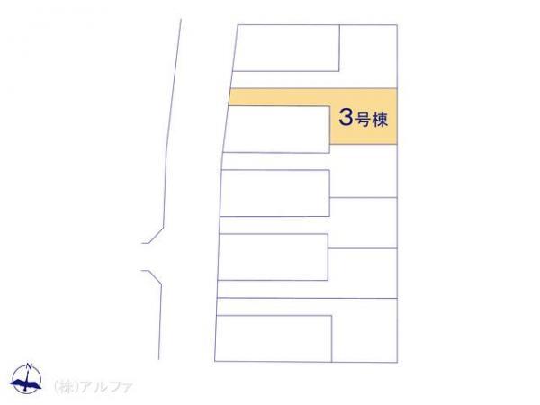 新築戸建 東京都練馬区南大泉6丁目15 西武池袋線保谷駅 4980万円