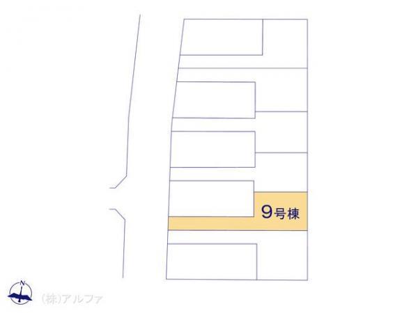 新築戸建 東京都練馬区南大泉6丁目15 西武池袋線保谷駅 4680万円