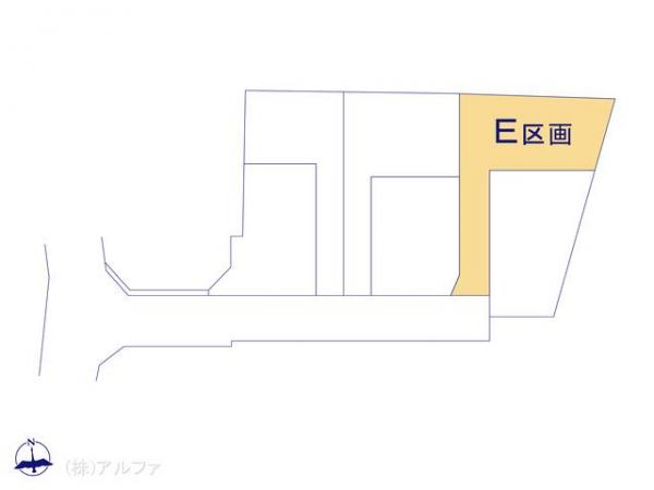 土地 東京都板橋区東新町2丁目5-2 東武東上線ときわ台駅 4690万円