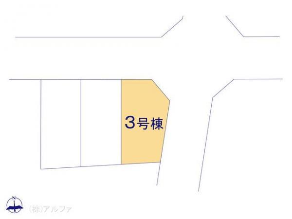 新築戸建 東京都板橋区徳丸6丁目7-16 東武東上線東武練馬駅 5180万円