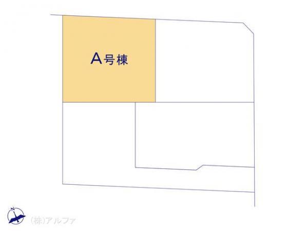 新築戸建 東京都杉並区松庵3丁目19 JR中央線西荻窪駅 7180万円