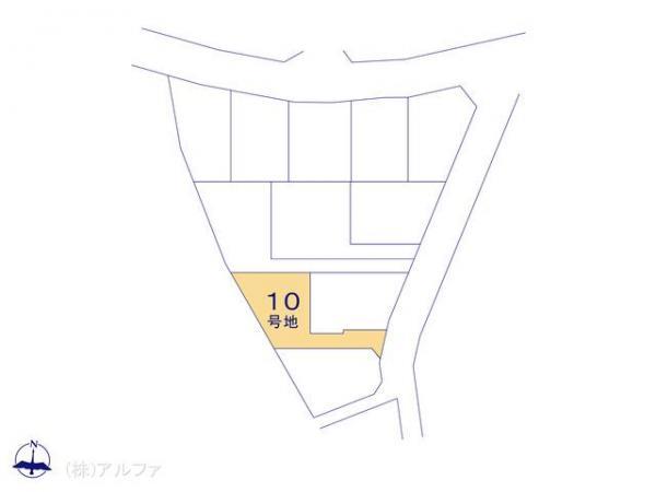 土地 東京都世田谷区喜多見4丁目3575 小田急線喜多見駅 3780万円