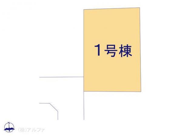 新築戸建 東京都練馬区南大泉1丁目23 西武池袋線保谷駅 6180万円