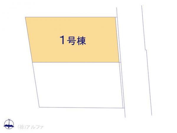 新築戸建 東京都中野区野方2丁目1504-7 中央本線高円寺駅 7190万円