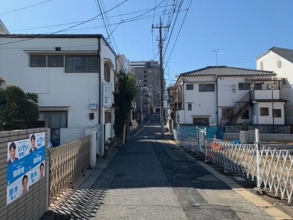 新築戸建 中野区上高田1丁目 JR中央線中野駅 5480万円