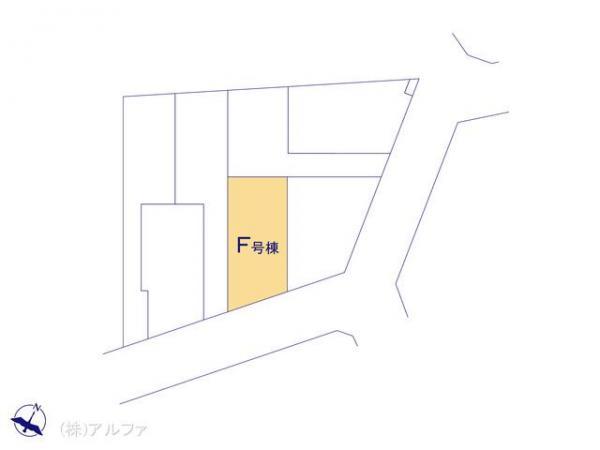 新築戸建 東京都練馬区土支田4丁目21 東武鉄道東上線成増駅 4980万円