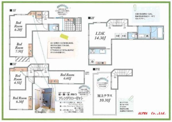 新築戸建 北区東田端1丁目 JR山手線田端駅 5980万円