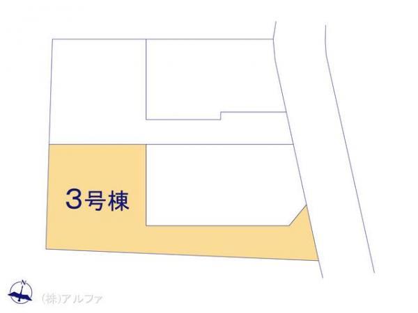 新築戸建 東京都板橋区中台1丁目311-3 東武鉄道東上線上板橋駅 4980万円
