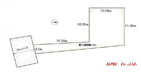土地 練馬区豊玉中2丁目 都営大江戸線練馬駅 6500万円