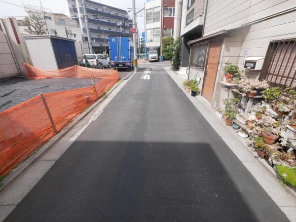 土地 板橋区東山町 東武東上線ときわ台駅 2780万円