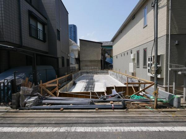 新築戸建 豊島区池袋3丁目 JR山手線池袋駅 8880万円