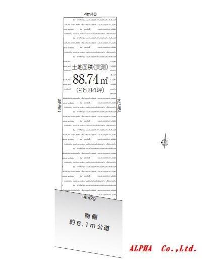 土地 豊島区千早1丁目 有楽町線要町駅 6380万円