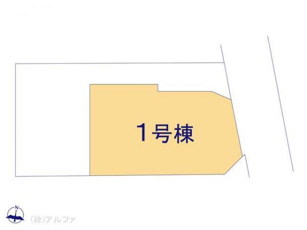 新築戸建 東京都中野区白鷺2丁目828-32 西武鉄道新宿線鷺ノ宮駅 7280万円