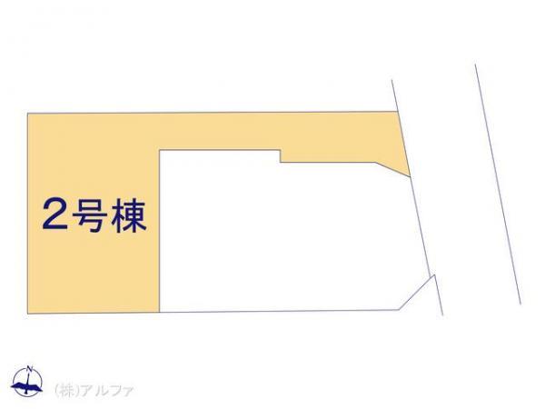 新築戸建 東京都中野区白鷺2丁目828-32 西武鉄道新宿線鷺ノ宮駅 6480万円