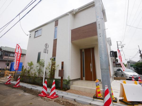 新築戸建 杉並区松庵1丁目 JR中央線西荻窪駅 7390万円