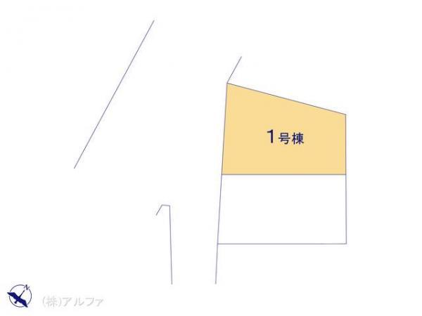 新築戸建 東京都板橋区四葉1丁目27-8 東武鉄道東上線下赤塚駅 5680万円