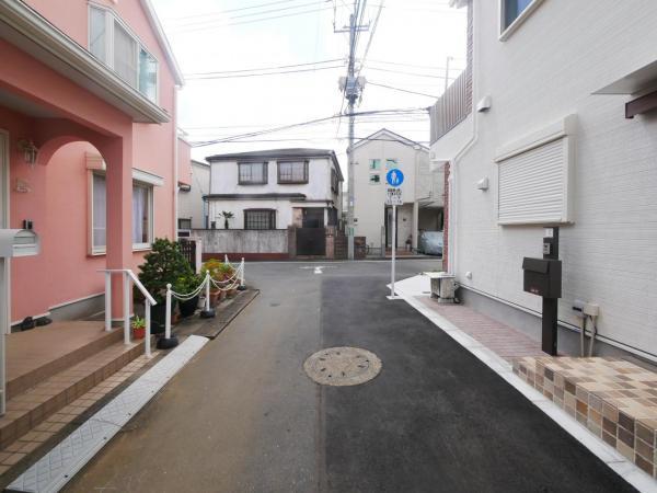 新築戸建 杉並区荻窪1丁目 JR中央・総武線荻窪駅 7590万円