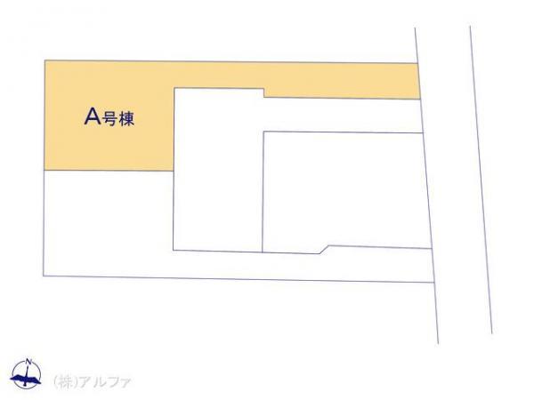 新築戸建 東京都練馬区西大泉4丁目10 西武池袋・豊島線大泉学園駅 4480万円