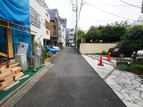 土地 新宿区高田馬場3丁目 JR山手線高田馬場駅 8180万円