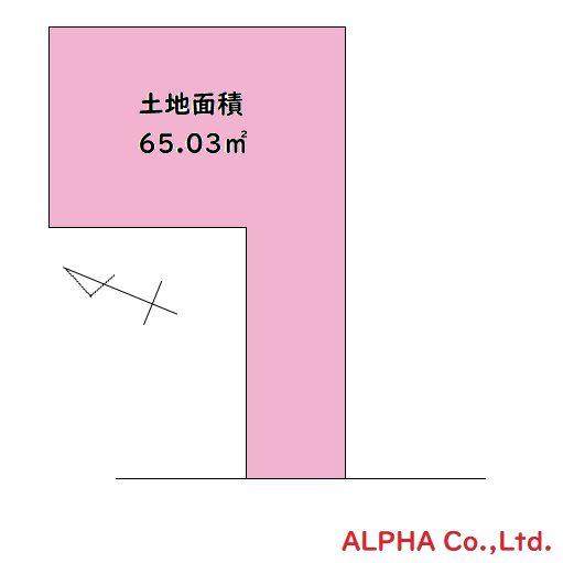 土地 杉並区下高井戸2丁目 京王線桜上水駅 3880万円