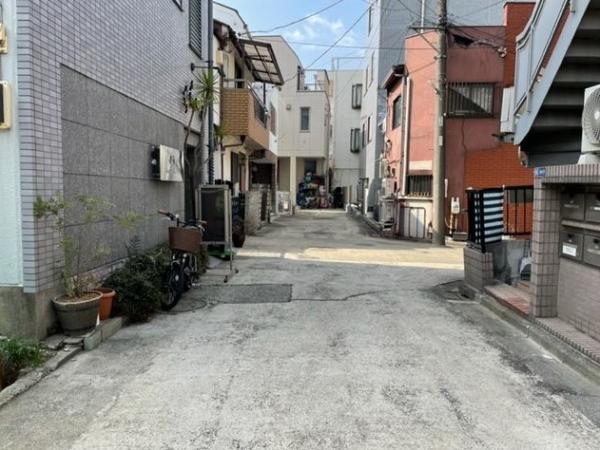 土地 大田区西馬込2丁目 都営浅草線西馬込駅 5380万円