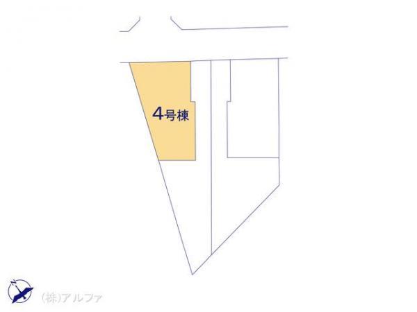 新築戸建 東京都杉並区久我山3丁目14 京王電鉄井の頭線久我山駅 6780万円
