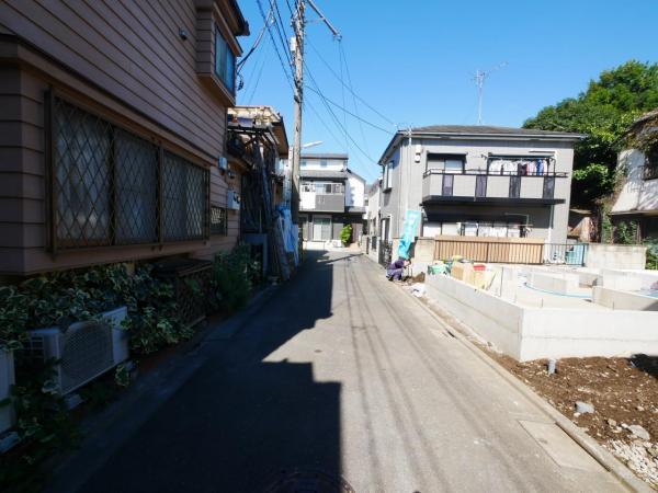 新築戸建 練馬区田柄2丁目 有楽町線平和台駅 6380万円