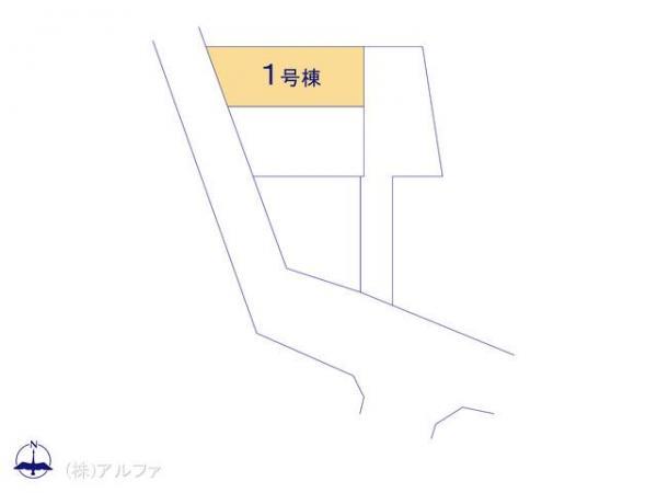 新築戸建 東京都練馬区石神井町5丁目8-9 西武池袋・豊島線石神井公園駅 6690万円