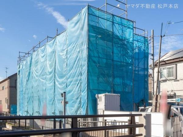 新築戸建 千葉県松戸市和名ケ谷23-4 千代田常磐線松戸駅 2880万円