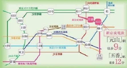 新築戸建 千葉県松戸市松飛台64-18 新京成電鉄線元山駅 3780万円