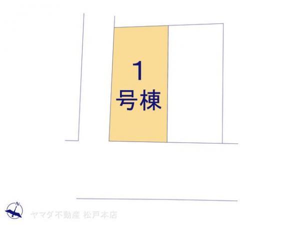 新築戸建 千葉県松戸市新作624-6 千代田常磐線北松戸駅 2780万円