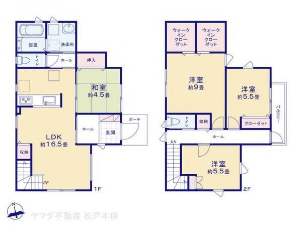 新築戸建 千葉県柏市大室1477-2 つくばエクスプレス柏たなか駅 2398万円